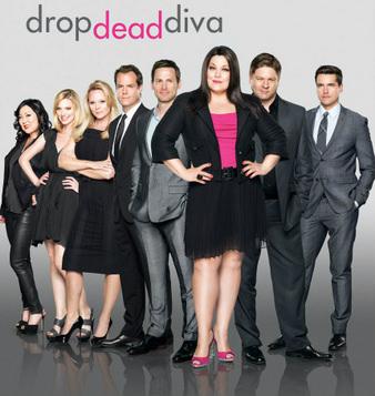 Drop Dead Diva på Netflix