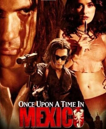 Kultfilmen 'Once Upon A Time In Mexico' på Netflix