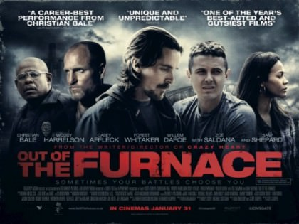 Christian Bale i Out Of The Furnace