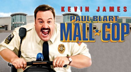 Paul Blart: Mall Cop (Centervagten) på Netflix