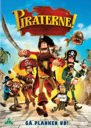Familiefilmen: 'The Pirates! Band of Misfits' (Piraterne!)