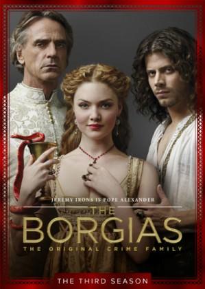 3. sæson af The Borgias på Netflix