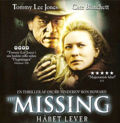 Ron Howards 'The Missing' på Netflix