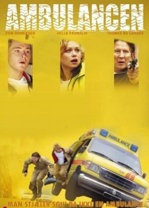 Den danske komedie 'Ambulancen' på Netflix