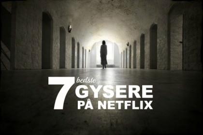 7 fantastiske gysere på Netflix til Fredag den 13