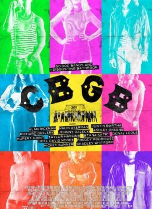CBGB – film om den legendariske natklub