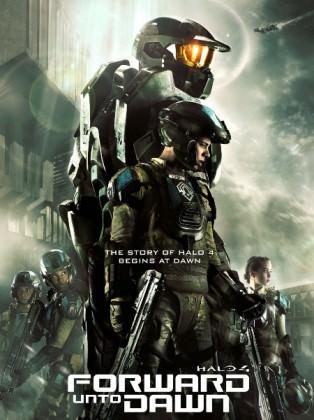 'Halo 4: Forward Unto Dawn' på Netflix