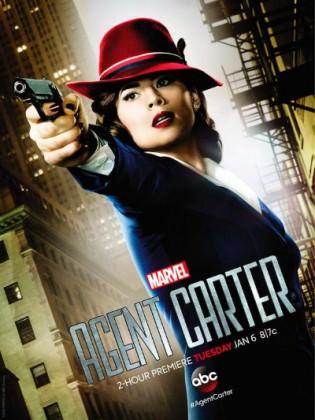 Seriepremiere: Marvel's Agent Carter på Netflix