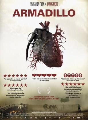 Den danske dokumentarfilm 'Armadillo' på Netflix