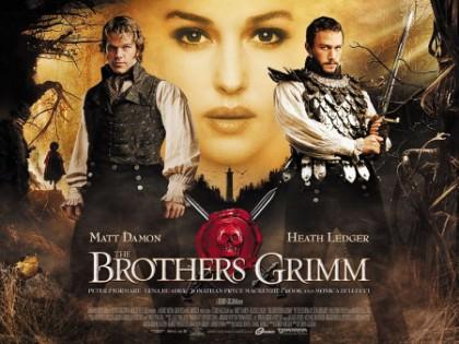 Eventyret om 'Brødrene Grimm' på Netflix