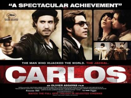 Filmen om Sjakalen 'Carlos' nu på Netflix