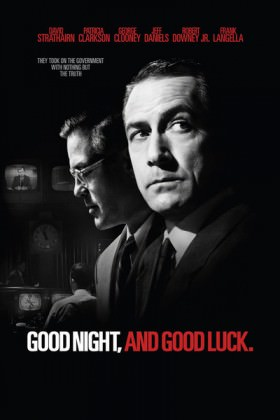 George Clooney's 'Good Night, and Good Luck'