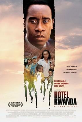 Den sandfærdige historie 'Hotel Rwanda' på Netflix