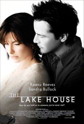 Sandra Bullock og Keanu Reeves i 'The Lake House'