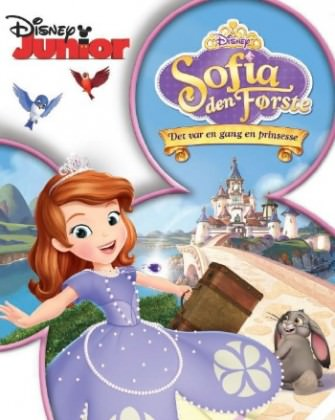 Disney-eventyret 'Sofia Den Første' på Netflix