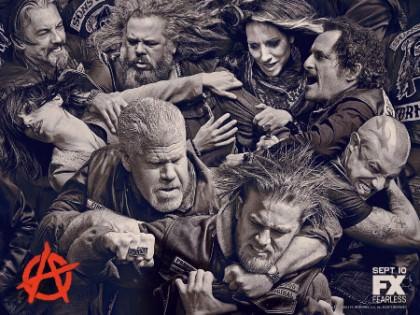 6. sæson af Sons of Anarchy på Netflix