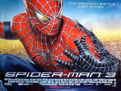 Spider-Man 3 på Netflix