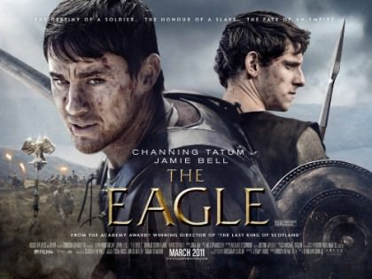 Se Channing Tatum i 'The Eagle' på Netflix