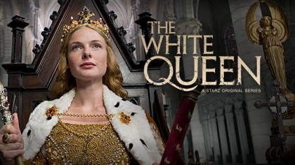 Seriepremiere: 'The White Queen' på Netflix