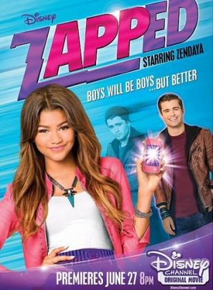 Disney-filmen 'Zapped' kan nu ses på Netflix