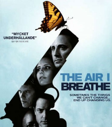 Stjernespækket drama 'The Air I Breathe' på Netflix