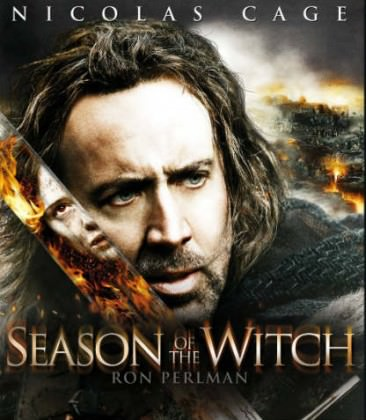 Nicolas Cage i 'Season of the Witch' på Netflix