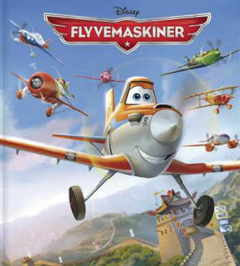 Flyvemaskiner – Planes på Netflix