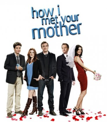 Sidste sæson af How I Met Your Mother på Netflix