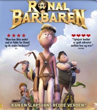 Eventyrfilmen 'Ronal Barbaren' på Netflix