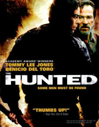 Tommy Lee Jones i The Hunted fra 2003