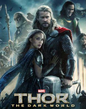 Marvel's: Thor: The Dark World nu på Netflix