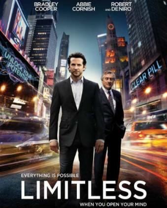 Limitless med Robert de Niro og Bradley Cooper