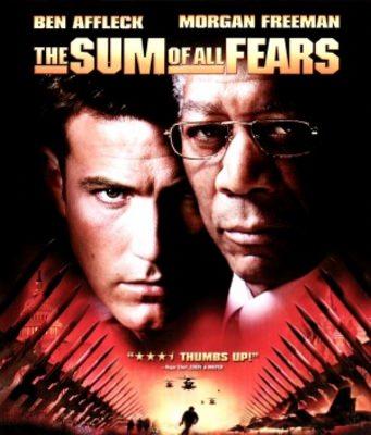 Sum Of All Fears med Ben Affleck og Morgan Freeman