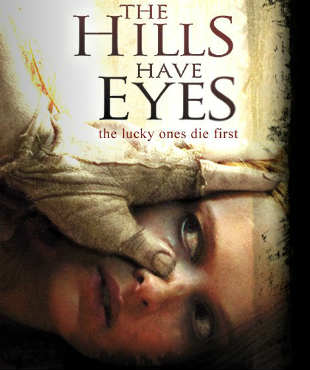 Gyseren The Hills Have Eyes på Netflix