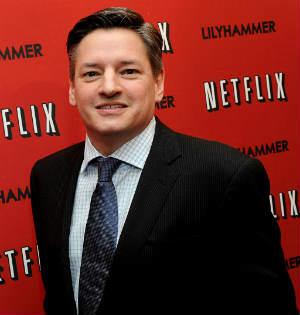 Billede af Ted Sarandos fra Netflix