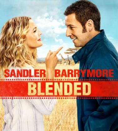 Blended (En Vild Date) på Netflix
