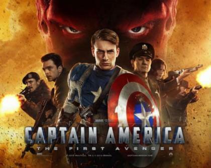 Captain America: The First Avenger fra 2011