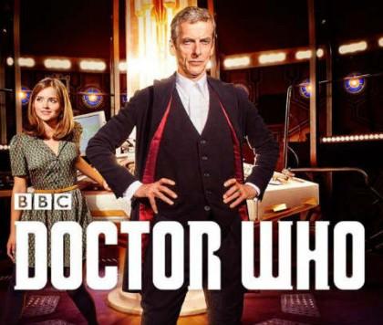 Doctor Who sæson 8 nu på Netflix