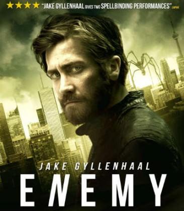 Enemy med Jake Gyllenhaal i dobbeltrolle