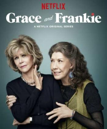 Grace & Frankie ny original Netflix-serie