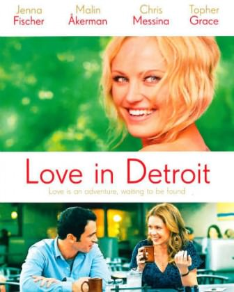 Love In Detroit (The Giant Mechanical Man)