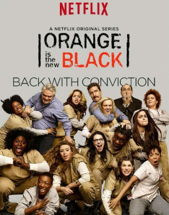 Orange Is The New Black sæson 3 på Netflix