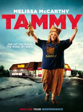 Tammy med Melissa McCarthy og Susan Sarandon