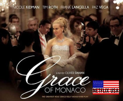 Grace of Monaco på Netflix USA