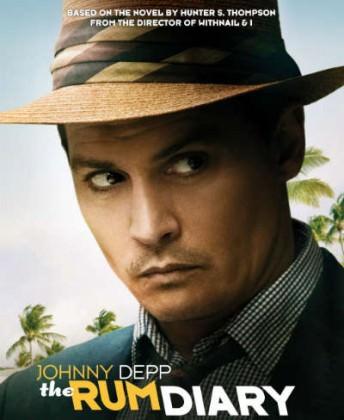 The Rum Diary med Johnny Depp