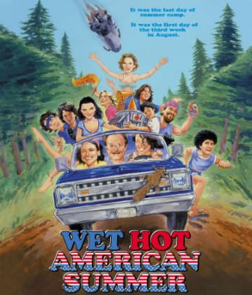 Wet Hot American Summer – kultfilm på Netflix