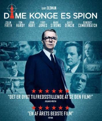 Dame Konge Es Spion – spionthriller i verdensklasse