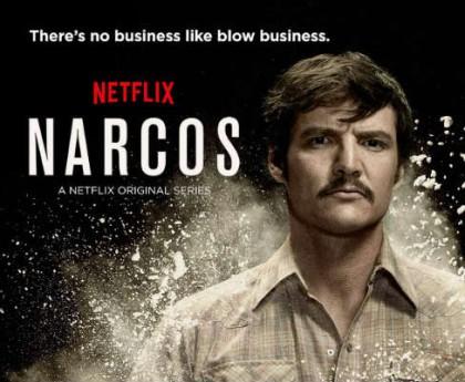 Narcos sæson 2 nu på Netflix
