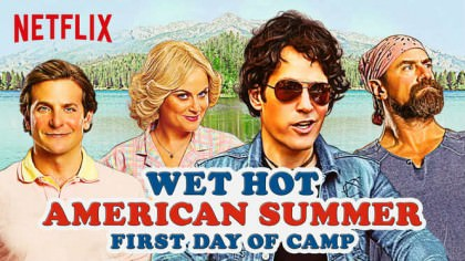 Wet Hot American Summer – First Day At Camp