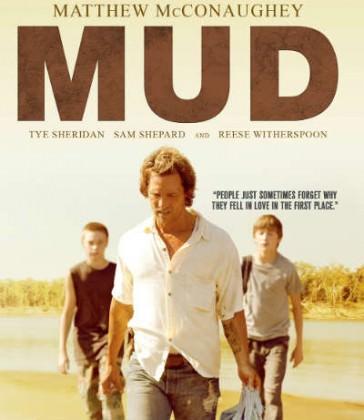 Mud med Matthew McConaughey på Netflix